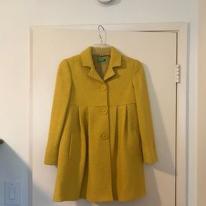 United Colors of Benetton Dress Coat Girls XL